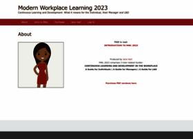 modernworkplacelearning.com