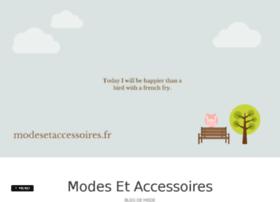 modes-et-accessoires.fr