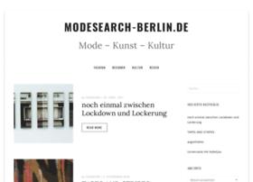 modesearch-berlin.de