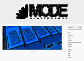 modeskateboards.com