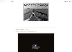 modestholdings.blogspot.nl