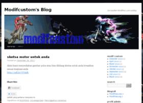 modifcustom.wordpress.com