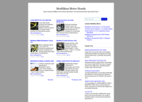 modifikasi-motor-honda.blogspot.com