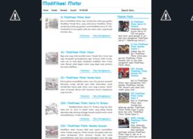 modifikasimotor2014.blogspot.com