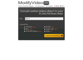modifyvideo.com