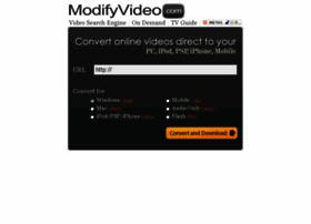 modifyvideo.com
