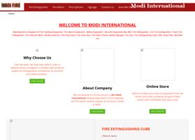 modiinternational.co.in