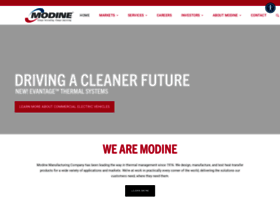modine.com