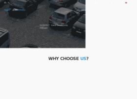 modlin.lotnisko-parking.com