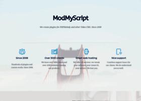 modmyscript.com