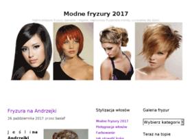 modnefryzury.eu