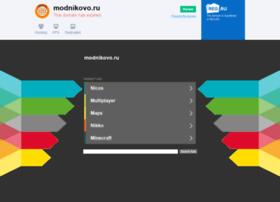 modnikovo.ru