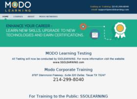 modolearning.com
