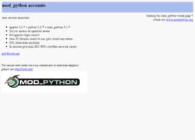 modpython.com