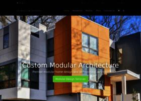 modulararchitecture.com