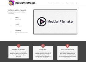 modularfilemaker.org