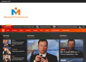 modularphonesforum.com