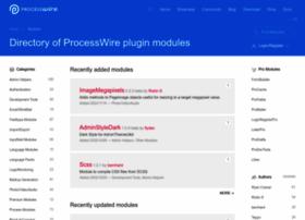 modules.processwire.com