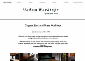 modumworktops.co.uk