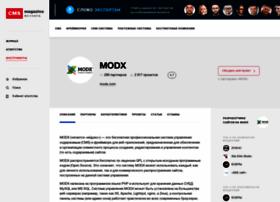 modx.cmsmagazine.ru