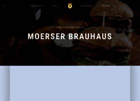 moerser-brauhaus.de