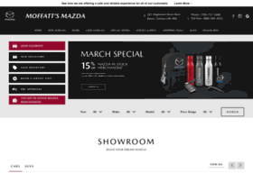 moffattsmazda.com
