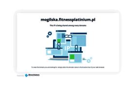 mogilska.fitnessplatinium.pl