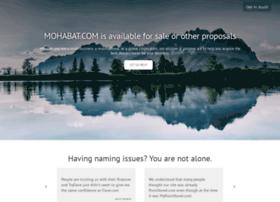 mohabat.com