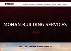 mohanbuildingservices.com