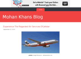 mohankhanblogs.bravesites.com