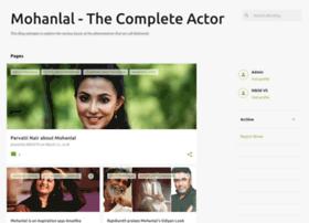 mohanlal-thecompleteactor.blogspot.in