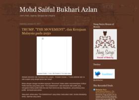 mohdsaifulbukhari.blogspot.com