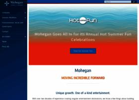 mohegangaming.com