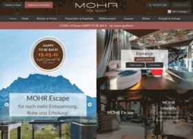 mohr-life-resort.at