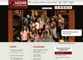 mohr.pleasantonusd.net