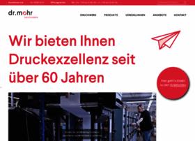 mohrdruck.de