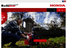 mojahonda.pl