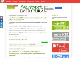 mojaprzyszlaemerytura.pl