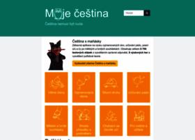 mojecestina.cz
