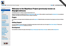 mojohaus.org