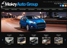 mokryautogroup.com