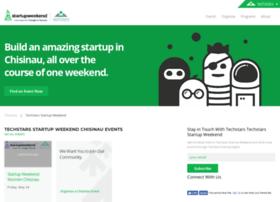moldova.startupweekend.org