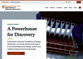molecularbiosci.utexas.edu