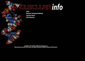 molecularinfo.com