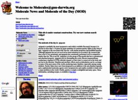 molecules.gnu-darwin.org