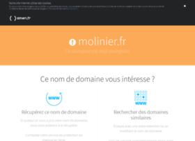 molinier.fr