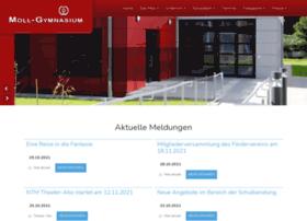 moll-gymnasium.de