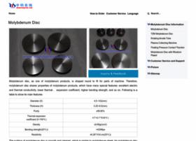 molybdenum-disc.com