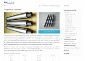 molybdenum-electrode.com