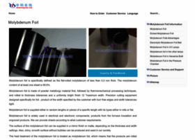 molybdenum-foil.com